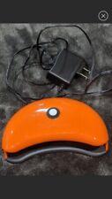 Sally Hansen Gel Polish Lamp SH901 LED Nail Drying 7W UV Light w/Power Cord