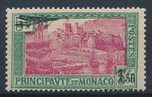 [39912] Monaco 1933 Good airmail stamp Very Fine MH