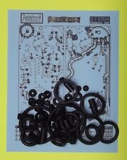 Stern Pirates of the caribbean pinball rubber ring kit
