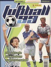 Panini Fußball 99 Bundesliga 1998/1999 - 10 Bilder auswählen - TOP-Auswahl RAR!