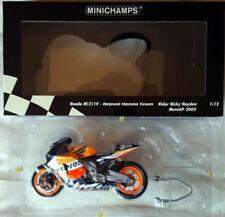 Articoli di modellismo statico arancioni marca MINICHAMPS acciaio pressato