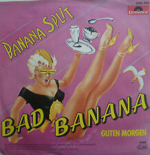 "7"" 1982 culte rare dans MINT -! salle de bain Banana: Banana split"