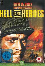 DVD - Die ins Gras beißen (Hell Is For Heroes) - Steve McQueen & Bobby Darin