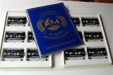 Tom Hopkins - Academy of Master Closing SALES Selling 12 Tapes + CD Backups $225