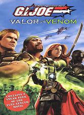 G.I. Joe - Valor vs. Venom (DVD, 2004)