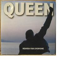 "QUEEN ""HEAVEN FOR EVERYONE"" - MCD - CARDSLEEVE"