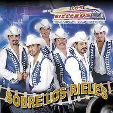 Los Rieleros Del Norte Sore Los Rieles New Audio CD