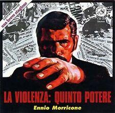 Ennio Morricone: Violenza Quinto Potere / Breve Stagione, Una (New/Sealed CD)