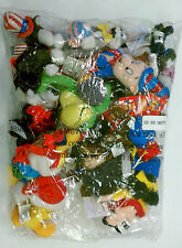 1999 Warner Bros Store Looney Tunes Calendar Mini Bean Bags Beanies NRFB NWT