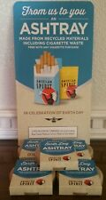 Recycled American Spirit Earth Day Portable Pocket Cigarettes Ashtray (5) Lot