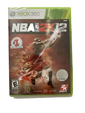 Brand New NBA 2K12 Xbox 360 Video Game Factory Sealed Michael Jordan Cover RARE