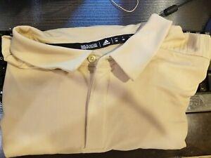 Adidas Men's Climalite Coaches Sideline Golf Polo Shirt  Save $35!!  4XL XXXXL