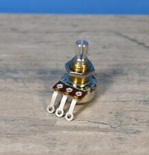 Bourns Mini Pot Potentiometer Audio Taper 500K NEW Split Shaft 500 K