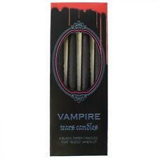 1 x Pack of 4 Vampire Tears Candles - Gothic - See details