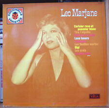 "LEO MARJANE  FRENCH LP DISQUES VEGA COLLECTION ""COCCINELLE"""