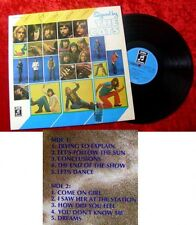 LP Cats: Signed by The Cats (1972)