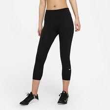 Nike One 7/8 Damen Leggings Sporthose Fitness Hose Workouthose schwarz DD0247