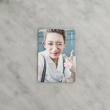MONSTA X PICNIC IN MONBEBE WORLD FAN MEETING OFFICIAL PHOTO CARD - WONHO