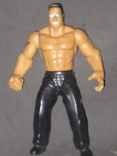 WWF WWE JAKKS BCA Bone Crunchers THE ROCK Wrestling Figure #4 RA