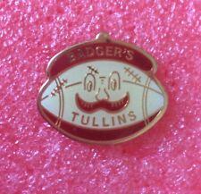 Pins CLUB DE RUGBY De TULLINS BADGER'S Ballon Avec Moustache