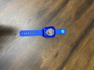 VTech PAW Patrol Chase Learning Watch , Toddler Watch Learning Toy , Blue