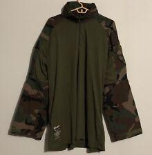 Crye Precision DRIFIRE G3 FR-S Woodland Combat Shirt XL-R MARSOC, SEAL, SPEC OPS