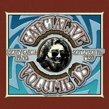 Jerry Garcia - Garcialive, Vol. 13: September 16th, 1989 Poplar Creek