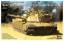 M1A2 SEP Abrams TUSK I  / TUSK II / M1A1 Tuske 3 in 1 - Rye Field Model 5004