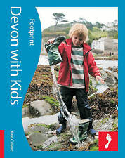 Devon with Kids: Full-color lifestyle guide to traveling with children-ExLibrary