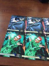 1995 Fleer Ultra Target Batman Lot of 3 Sheets Cards 1,2,3,4