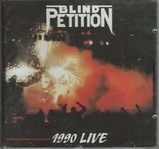 BLIND PETITION     1990 live    CD neu  Heavy Metal