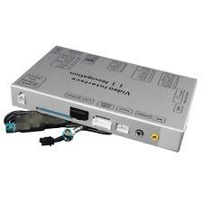Mercedes Video Interface TV Freischaltung NTG4.5 Comand Audio20 PAL NTSC Adapter