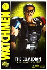 "DC Comics Direct WATCHMEN Movie The Comedian 13"" toy action figure boxed"