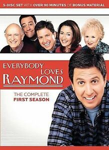 Everybody Loves Raymond: The Complete First Season DVD, Brad Garrett, Peter Boyl