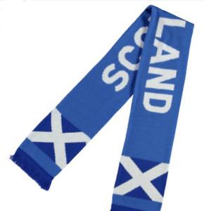 Scotland Scarf ~ ONLY £6.95 & Free UK Postage ~ Size 140cm x 18cm