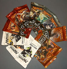 MAGIC M15 KHANS OF TARKIR FATE REFORGED DRAGONS OF TARKIR BOOSTER PACK LOT OF 12