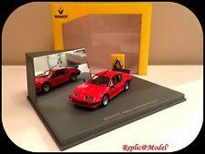 █▓▒★ 1/43 RENAULT ALPINE A 310 V6 PACK GT UNIVERSAL HOBBIES 7711224118 ★▒▓█
