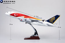 460mm Singapore Airlines A380 aircraft model   (R)
