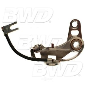 Contact Set-Ignition Breaker Points BWD A558