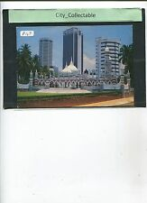 P107 # MALAYSIA USED PICTURE POST CARD * MAJID JAME, KL SCENERY