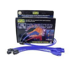 Taylor Spark Plug Wire Set 74670; 8mm Spiro Pro 8mm Blue for Dodge 4 Cylinder