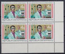 Österreich Austria 1988 ** Mi.1939 Arbeitswelt Chemiker Chemist [sr1053]