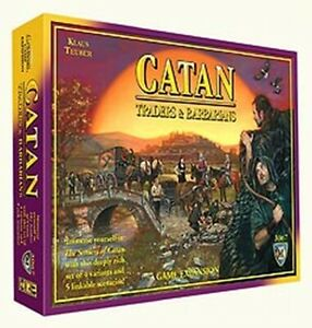 1x Catan : Traders & Barbarians: 2012 Édition