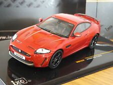 IXO JAGUAR XK R-S 2010 ITALIA RACING RED CAR MODEL MOC137P 1:43