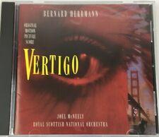 Bernard Herrmann: Vertigo by Joel McNeely/Royal Scottish National Orchestra...