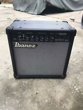 Ibanez TB15R Electric Guitar Amplifier Missing Handle Works Good 8x13x13