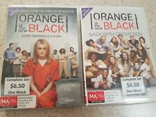 ORANGE IS THE NEW BLACK SEASONS 1&2 GC A128