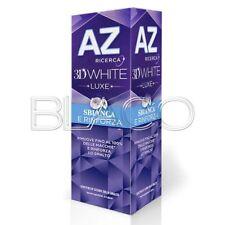 AZ DENTIFRICIO PER DENTI 3D WHITE LUXE SBIANCA E RINFORZA - 75ML