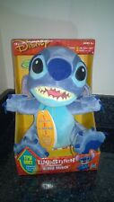 Disney Lilo & Stitch Interactive Aloha Stitch soft toy plush Boxed Hasbro 3570