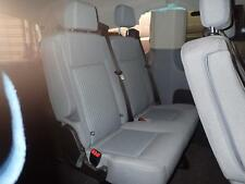 15 16 17 TRANSIT 150: 3rd Seat, Bench, Cloth, XLT, Gray CK